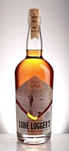 Hidden Marsh Distillery Lone Loggers Bourbon Whiskey