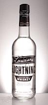 Louisiana Lightning Clear Sour Mash Whiskey