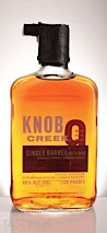 Knob Creek 9 Year Old Single Barrel Reserve Kentucky Straight Bourbon Whiskey