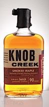 Knob Creek Smoked Maple Kentucky Straight Bourbon Whiskey