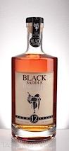 Black Saddle 12 Year Old Bourbon Whiskey