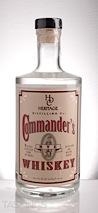Heritage Distilling Co. Commanders Rye Whiskey