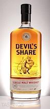 Ballast Point Devils Share Single Malt Whiskey