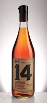 Vermont Spirits No 14 Bourbon Whiskey