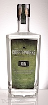 Copperworks Distilling Company Gin
