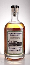 Quincy Street Distillery Old No. 176 Barrel Reserve Gin