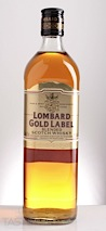 Lombard Gold Label Blended Scotch Whisky