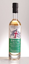 The English Whisky Co. Peated Single Malt Whisky