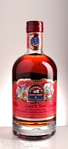 "Pusser's ""Nelsons Blood"" 15 Year Old Navy Rum"