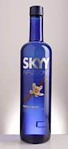 SKYY Infusions Vanilla Bean Vodka