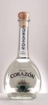 Corazón Tequila de Agave Blanco