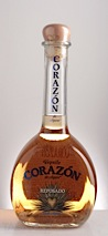 Corazón Tequila de Agave Reposado