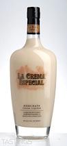 La Crema Especial Horchata Liqueur