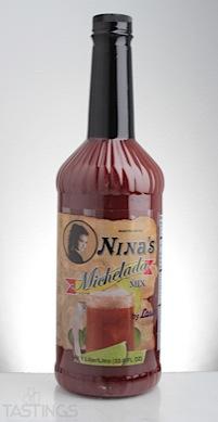 Nina S Michelada Mix Usa Mixer Review Tastings