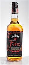 Jim Beam Kentucky Fire Bourbon Whiskey
