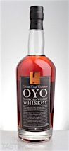 OYO Oloroso Wheat Whiskey, Double Cask Collection