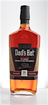 Dad's Hat Pennsylvania Rye Whiskey Finished in Port Wine Barrels