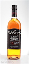 J.P. Wiser's Spiced Vanilla Canadian Whisky