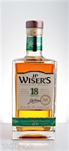 J.P. Wisers 18 Year Old Canadian Whisky