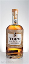 TOPO Eight Oak Carolina Whiskey