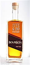 Five & 20 Spirits Bourbon Whiskey