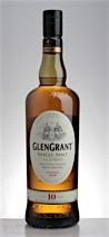 Glen Grant 10 Year Old Single Malt Scotch Whisky