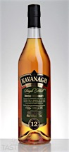 Kavanagh 12 Year Old Single Malt Irish Whiskey