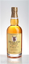 HIGHLAND CREST Blended Scotch Whisky
