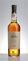 Oban 14 Year Old Single Malt Scotch Whisky