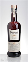 Dewars The Vintage 18 Year Old Scotch Blended Whisky
