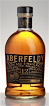 Aberfeldy 12 Year Old Highland Single Malt Scotch Whisky