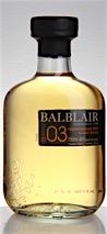 "Balblair ""2003"" Highland Single Malt Scotch Whisky"