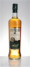 Speyburn 10 Year Old Highland Single Malt Scotch Whisky