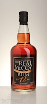 The Real McCoy 12 Year Aged Rum