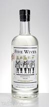 Five Wives Heavenly Vanilla Custard Vodka
