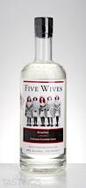 Five Wives Sinful Cinnamon Vodka