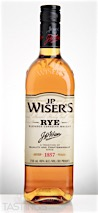 J.P. Wiser's Canadian Rye Whisky
