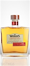 "J.P. Wiser's ""Red Letter"" 2015 Edition Canadian Whisky"
