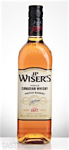 "J.P. Wiser's ""Triple Barrel"" Canadian Whisky"