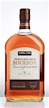 Kirkland Signature 7 Year Old Tennessee Straight Bourbon Whiskey