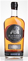 Blackback Lucky 13 Rye Whiskey
