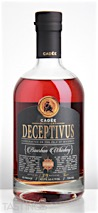 Deceptivus Bourbon Whiskey Finished in Port Barrels