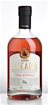 Cascadia Rye Whiskey Finished in Port Barrels