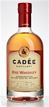 Cadée Rye Whiskey