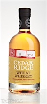 Cedar Ridge Distillery Wheat Whiskey