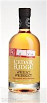 Cedar Ridge Distillery Wheat Whiskey