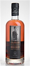 Colorado Straight Bourbon Whiskey