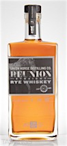 "Union Horse ""Reunion"" Straight Rye Whiskey"