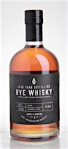Long Road Distillers Rye Whisky