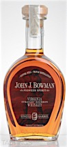 John J. Bowman Single Barrel Bourbon Whiskey